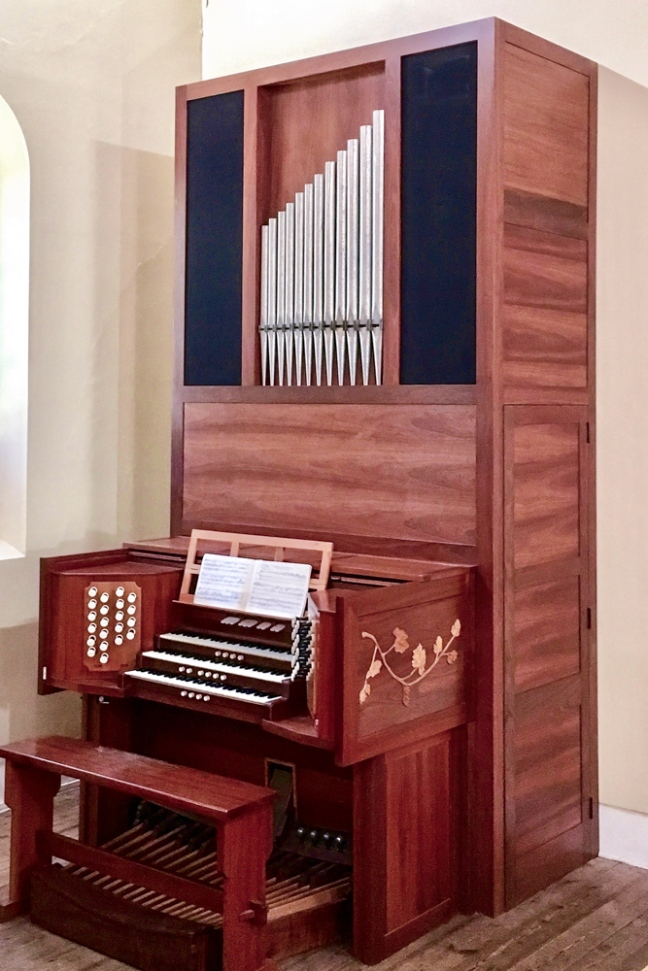 The Greg Trott Virtual Pipe Organ